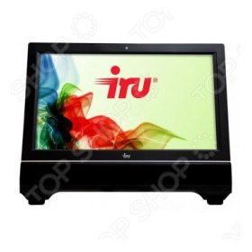 "Моноблок iRU 302 . ::: 21.5"" HD i3 2130/ 4Gb/ 500Gb. Операционная система: не предустановлена"